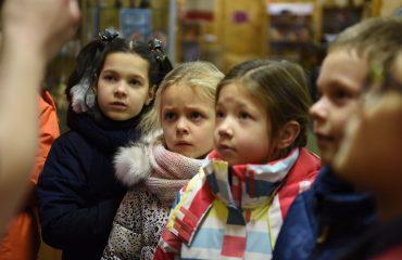 5 декабря обучающиеся 1-3 классов школы «Премьер» посетили Кремль в Измайлово 11