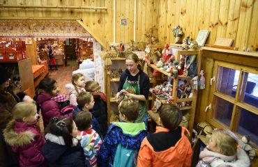 5 декабря обучающиеся 1-3 классов школы «Премьер» посетили Кремль в Измайлово 12
