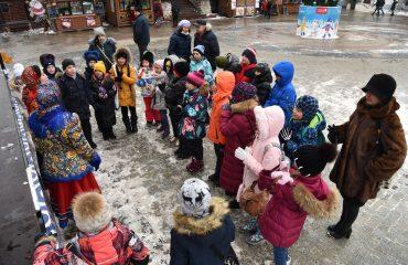 5 декабря обучающиеся 1-3 классов школы «Премьер» посетили Кремль в Измайлово 1