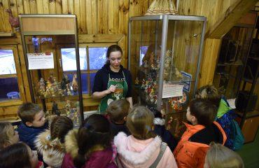 5 декабря обучающиеся 1-3 классов школы «Премьер» посетили Кремль в Измайлово 4