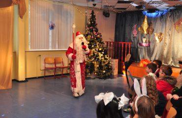 Встреча с Дед Морозом! 1