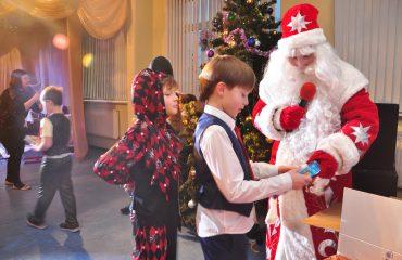 Встреча с Дед Морозом! 20