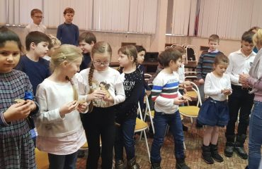 8 февраля для обучающихся 2-4 классов состоялся Час мужества, посвящённый  памятной для нашей страны дате–  75-летию снятия блокады Ленинграда 4
