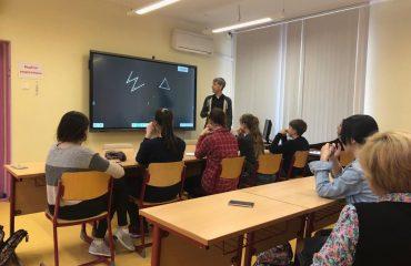 Состоялась встреча с руководителем физико-математической школы МИЭМ НИУ ВШЭ Чернацким Сергеем Генриховичем
