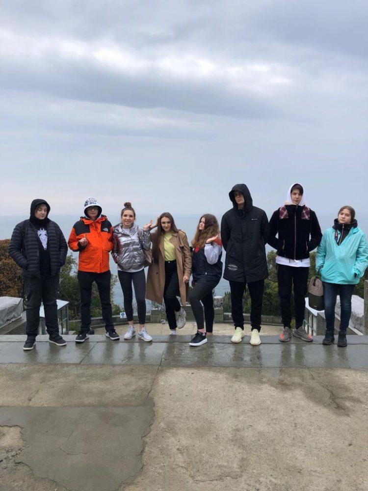 Группа обучающихся 9-10 классов Школы «Премьер» посетила с образовательной поездкой Крым 3