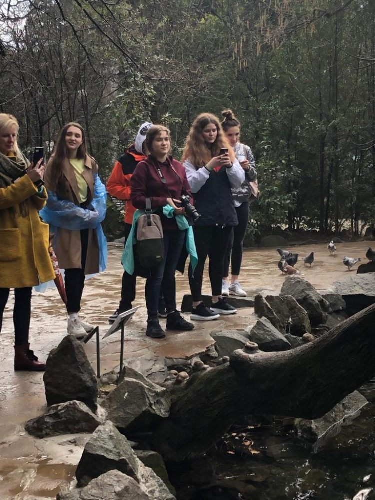 Группа обучающихся 9-10 классов Школы «Премьер» посетила с образовательной поездкой Крым 4