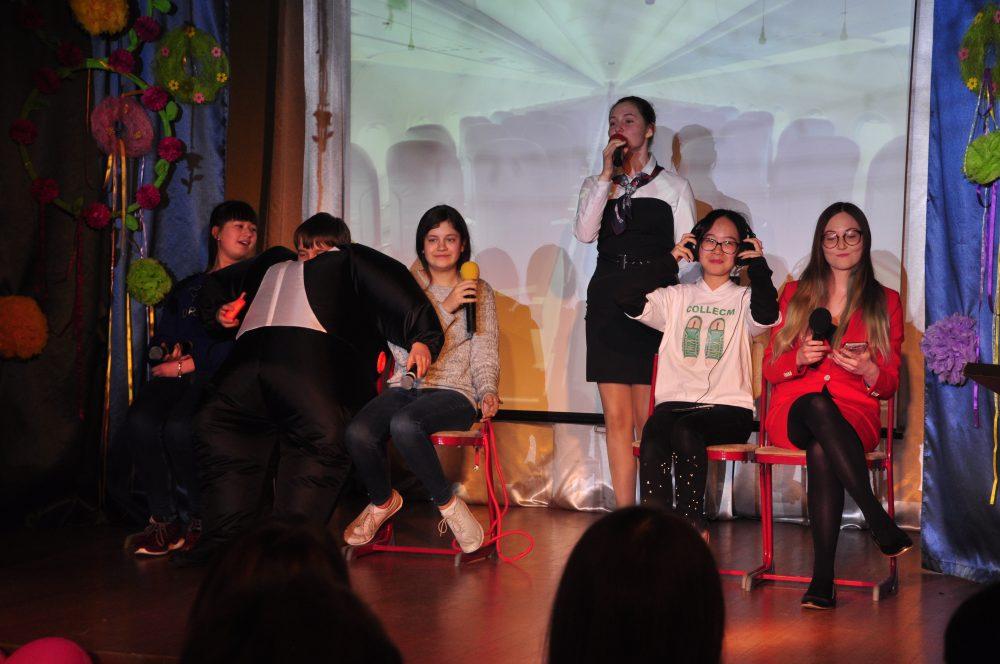 Концерт посвященный 8 Марта 12