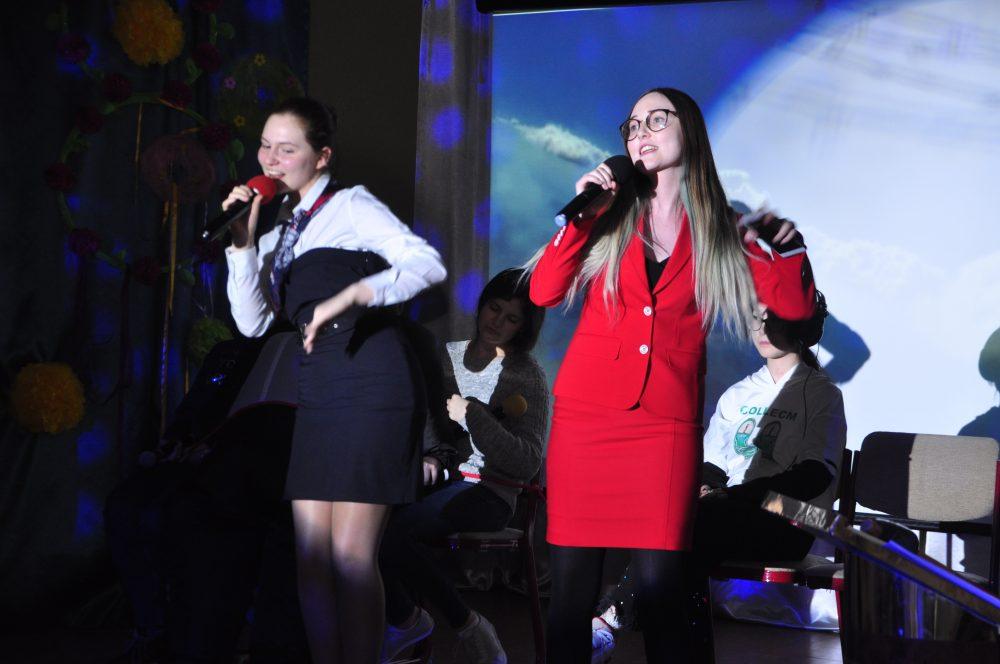 Концерт посвященный 8 Марта 16
