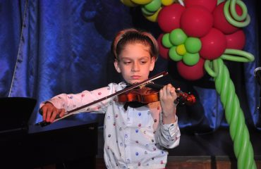 Музыкальная гостиная в начальной школе 16