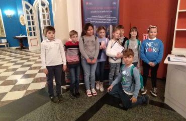 Обучающиеся 3 - 4 классов школы «Премьер» посетили музей художника Ильи Глазунова 5