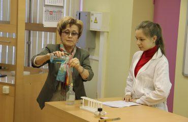 Традиционное внеклассное мероприятие для обучающихся 3 класса «Знакомьтесь – химия!» 6
