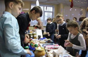 Благотворительная рождественская ярмарка 12