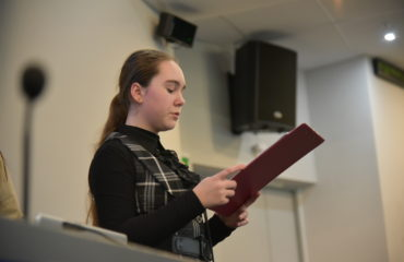 В феврале в рамках проведения декады математики обучающиеся 5-7 классов АНО «Школа «Премьер» посетили Московский планетарий 15