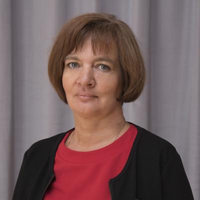 Ирина Вячеславовна Козинова