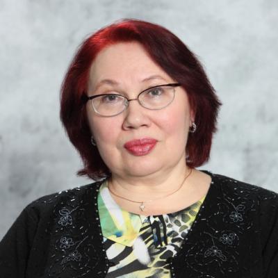 Ирина Валентиновна Красильникова 1